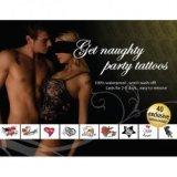 Tatuajes Temporales Sexy - ¡ Para noches hot!