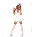 Vestido de esfermera nurse sexy