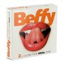 Beffy - Protección para relación oral - cunilingus y anolingus