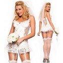 Corpiño - Vestido de novia sexy
