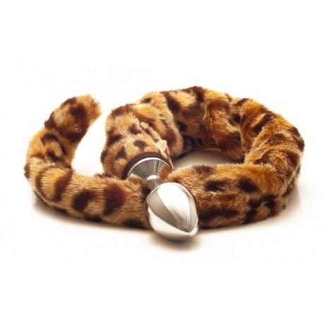 Rosebud: Leopard Tiger Tail
