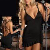 Vestido de fiesta : El Negro Clásico